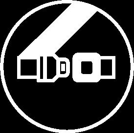 Seatbelt Icon