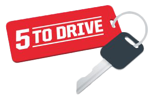 5-to-drive-logo
