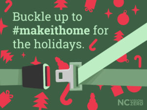 Buckle up holidays