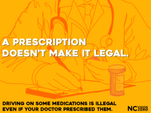 Drugged Driving: A prescription doesn't make it legal.
