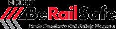 Be Rail Safe logo