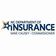 NC Department of Insurance logo